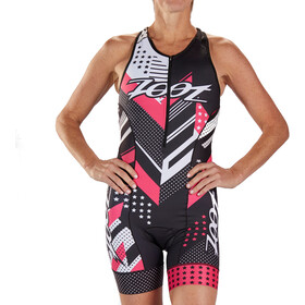 Zoot LTD Tri Racesuit Muta Donna, team